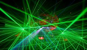 Senjata sinar laser