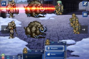 Game offline android rpg
