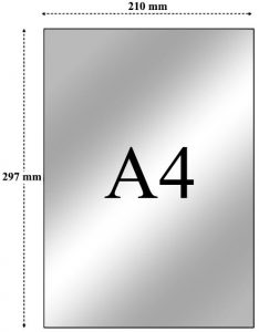 Cara mengatur kertas di microsoft word