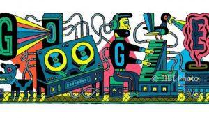 Cara Bermain Google Doodle Fischinger