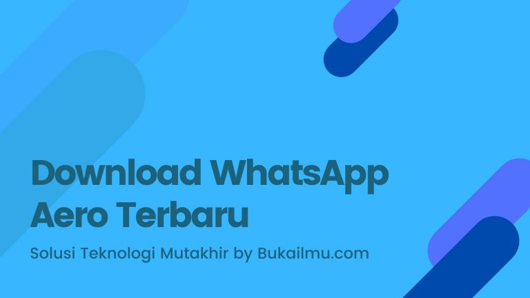 download whatsapp aero terbaru