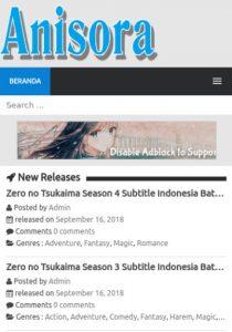 tempat download anime batch