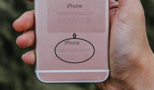 cara cek imei iphone resmi