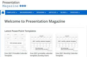 download template powerpoint gratis